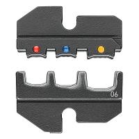 Плашка опрессовочная для наконечников кабельных KNIPEX KN-974906