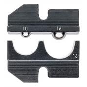 Плашка опрессовочная для наконечников кабельных KNIPEX KN-974916