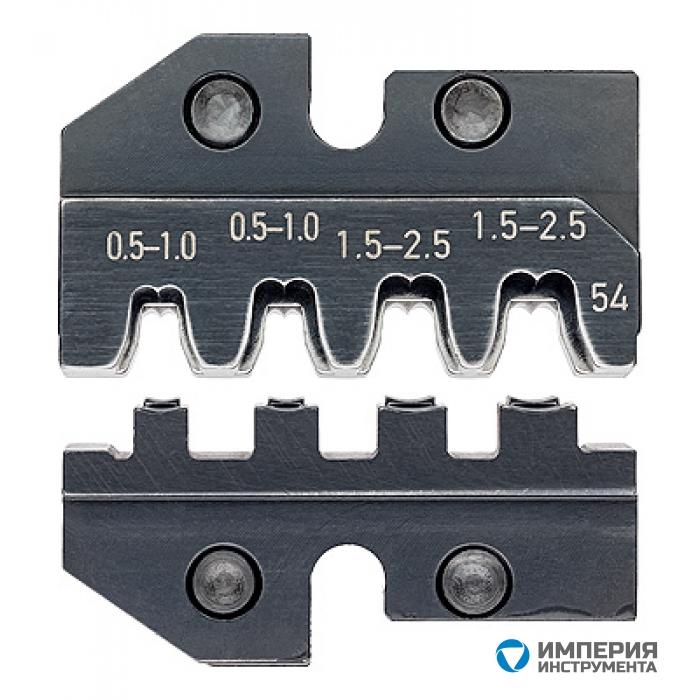 Плашка опрессовочная для штекера модульного KNIPEX KN-974954