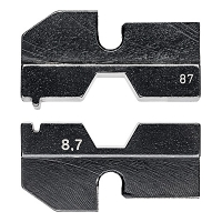 Плашка опрессовочная для штекеров FSMA, ST и MIC KNIPEX KN-974987