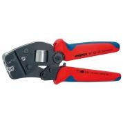 Самонастраивающийся инструмент для опрессовки контактных гильз KNIPEX KN-975308