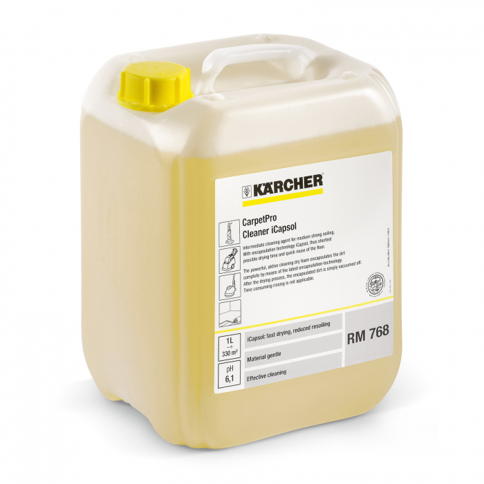 Средство для чистки ковров Karcher RM 768, 10 л