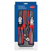 Набор шарнирно-губцевого инструмента KNIPEX KN-002011S1