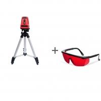 Нивелир лазерный ADA Phantom 2D PROFESSIONAL EDITION + очки лазерныеADA Laser Glasses в подарок!