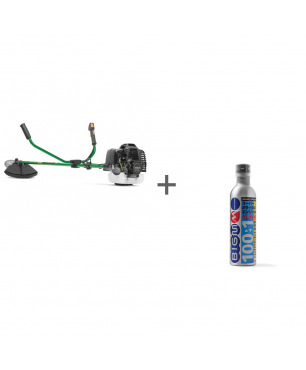 Бензокоса Caiman WX43 + масло для двухтактных двигателей Kemunaito 2T 1:100 0.3л в подарок!