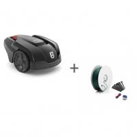 Газонокосилка-робот Husqvarna Automower 305 + Комплект для установки Малый в подарок!