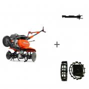 Культиватор Husqvarna TF 230 + комплект для работы в подарок!