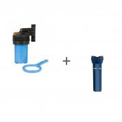 Корпус для картриджного фильтра Джилекс 1 М 10 В + Чехол TermoZont BB 10 для корпуса картриджного фильтра