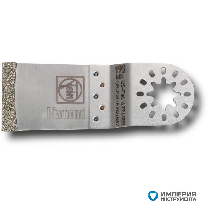 Алмазное пильное полотно Fein E-Cut, 35 мм, 1 шт