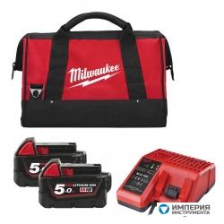 Энергокомплект Milwaukee M18 EK-502B 4932451240