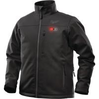 Куртка c электроподогревом премиальная Milwaukee M12 HJ BL4-0 (XL)
