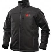 Куртка c электроподогревом премиальная Milwaukee M12 HJ BL4-0 (S)