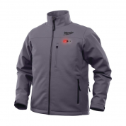 Куртка c электроподогревом премиальная Milwaukee M12 HJ GREY4-0 (XL)