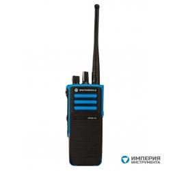 Радиостанция цифро-аналоговая Motorola DP4401 EX GPS 136-174 MHz