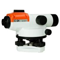 Оптический нивелир RGK C-24 (с поверкой)