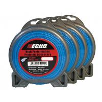 Корд триммерный Echo Silent Spiral Line 2,7 мм*12 м (витой)