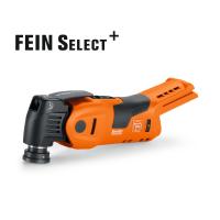 Инструмент осциллирующий аккумуляторный Fein AFSC 18 для отделки и ремонта