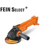 Машина шлифовальная угловая Fein CCG 18-115 BLPD Select