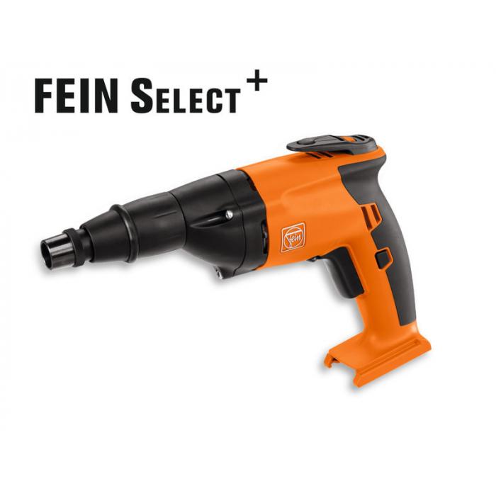 Винтоверт аккумуляторный для саморезов по металлу Fein ASCS 6.3 Select