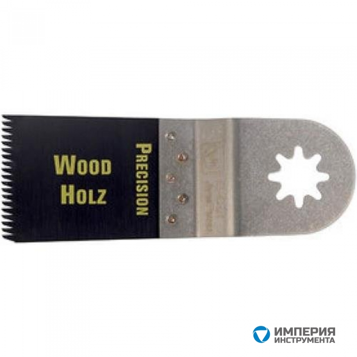 Высокоточное пильное полотно Fein E-Cut, 50 х 35 мм, 1 шт