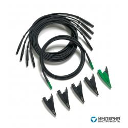 Измерительные провода и зажимы типа крокодил Fluke TLS430