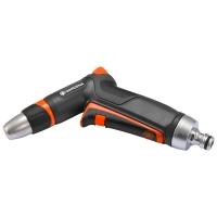 Комплект Gardena: пистолет наконечник для полива Premium + коннектор с автостопом Premium