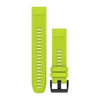Ремешок сменный (уретан) желтый Garmin QuickFit 22 мм