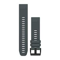 Ремешок сменный (уретан) гранитно-синий Garmin QuickFit 22 мм
