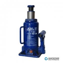 Домкрат бутылочный AE&T T20212 12т