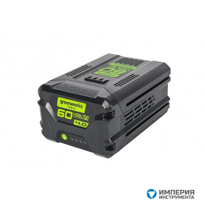 Аккумулятор GD-60 60V GREENWORKS G60B4