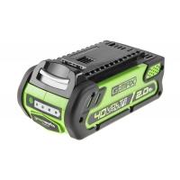 Аккумулятор G-MAX 40V GREENWORKS G40B2