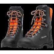 Ботинки кожаные с защитой от пореза бензопилой Husqvarna Classic 44