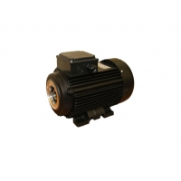 Электродвигатель Hawk Electrics Motors Europe 5,5 кВт, 3 фазы (полый вал) 1450 об/мин+Termic