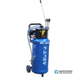 Установка для замены масла AE&T HC-3026 30л