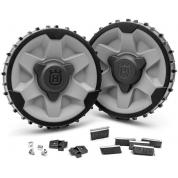 Колеса с утяжелением (2х500гр) и комплект колёсных щёток (310 / 315) Husqvarna 5872353-01