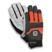 Перчатки c защитой от порезов бензопилой  Husqvarna Technical 09