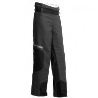 Штаны-чехол с защитой от порезов бензопилой Husqvarna Classic 20  модель А  безразмерные