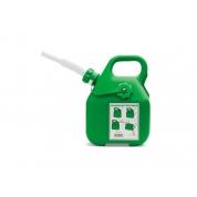 Канистра для бензина Husqvarna 6 л зеленая