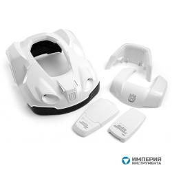 Корпус сменный цветной, белый Husqvarna (430X, для моделей 2018 г.в.)