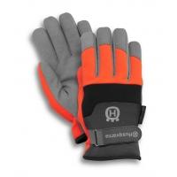 Перчатки с защитой от порезов бензопилой  Husqvarna Functional 10