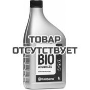 Масло для смазки цепи  Husqvarna Bio Advanced 1л