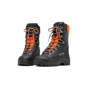 Ботинки кожаные с защитой от пореза бензопилой  Husqvarna Classic 41