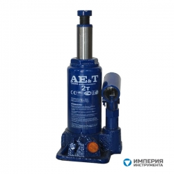 Домкрат бутылочный AE&T T20202 2т