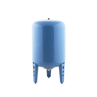 Гидроаккумулятор Джилекс 200ВП (вертикальный, пластиковый фланец)