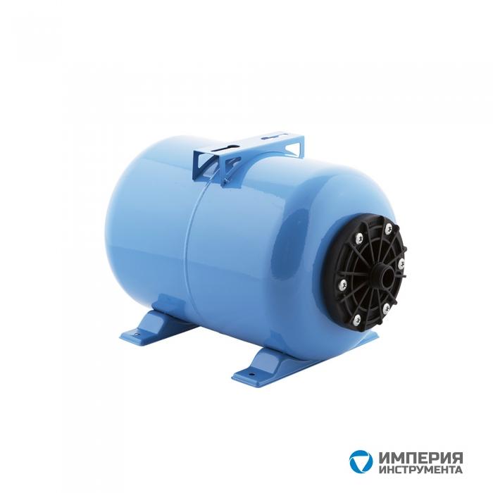 Гидроаккумулятор Джилекс 35ГП (горизонтальный, пластиковый фланец)