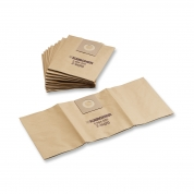 Фильтр-мешки бумажные Karcher для пылесоса NT 361, NT 35/1 (5 шт)