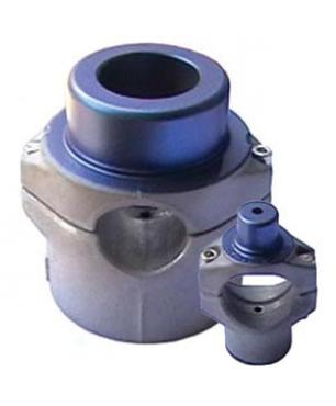 Колодочные сварочные насадки с синим тефлоном DYTRON  40 мм