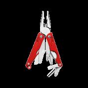 Мультитул Leatherman Leap, 13 функций, красный