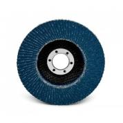 Лепестковый шлифовальный круг 3M™ 566A, конический, 125 мм х 22 мм, P120
