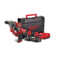 Набор инструментов Milwaukee M12 FUEL FPP2B-402X